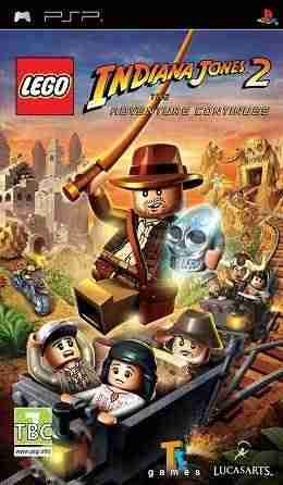 Descargar Lego Indiana Jones 2 [MULTI6] por Torrent